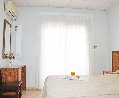 Habitación individual Hotel Trabuco