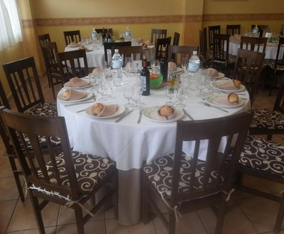 Salón Mar menor Hotel Trabuco