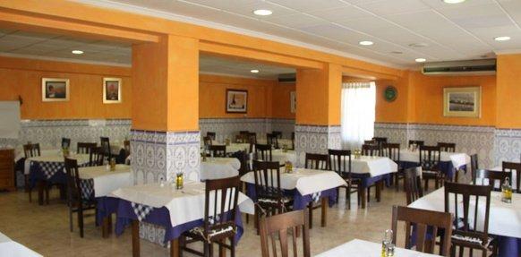 BARES Y CAFETERÍA Hotel Trabuco